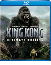 King Kong Ultimate Edition  [Blu-ray + DVD]