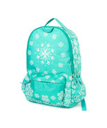 Bandana Print Backpack Mint Green Girl's School Book Bag - NWT - $29.69
