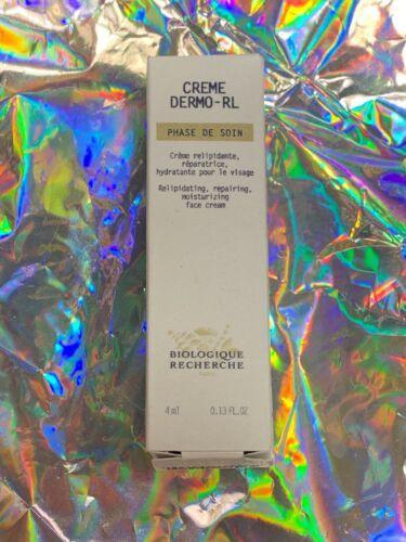 1x BIOLOGIQUE RECHERCHE Creme Dermo-RL 4mL Repairing Lipid Rich Face Cream NIB
