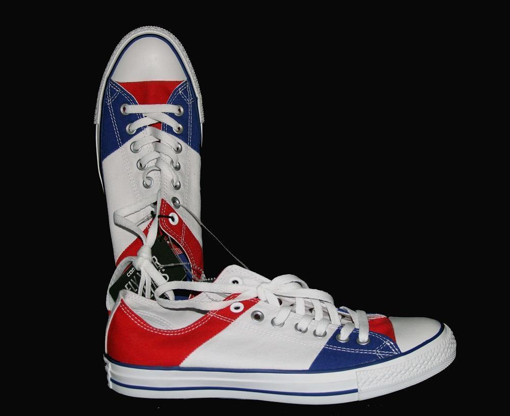f92f498af3fb Converse Fly Your Colors Red White Blue Wide and 50 similar items
