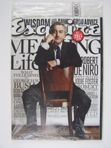 ESQUIRE Magazine January 2011 Robert DeNiror Cover Vol 155 No 1 New Sealed - $6.33
