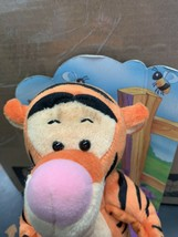 1990s Winnie the Pooh Bouncin' Tigger Plush Doll Vintage New in box see ... - $14.01