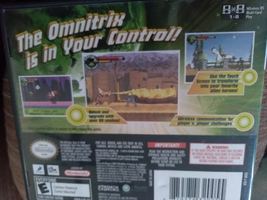 Nintendo DS Ben 10: Protector Of Earth image 2