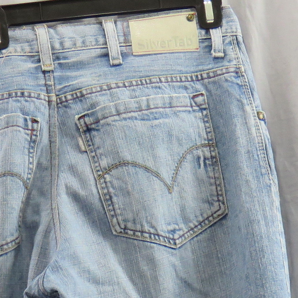 molto carino 22069 39e88 Levis Silvertab Baggy Fit Denim Jeans 38 x and 50 similar items