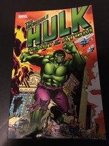 Incredible Hulk Heart of the Atom TPB 2012 Marvel Comic Book NM/M Condition  - $13.64