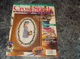 Cross Stitch & Country Craft Magazine March/April 1996 Easter Eggs - $0.99