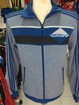 Trainingsjacke Adidas Beckenbauer 1973 (S) Blau Track Top Sportjacke Jacket - $52.95