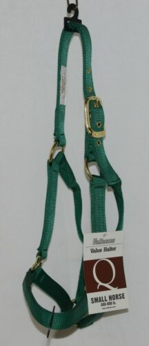 Valhoma 580QGN Green Value Halter Small Horse Five to Eight Hundred Pounds