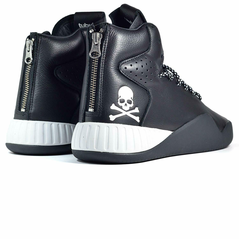 Adidas Mastermind Japan X Tubular Instinct BA9727 Black Mens Size 10.5 image 3