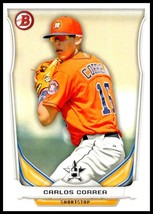 2014 Bowman Draft Top Prospects #TP-3 Carlos Correa NM-MT Houston Astros - $4.99