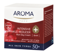 New Formula Aroma Day/Night Intensive Wrinkle Reducer 50+ - $12.69