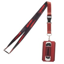 The Shining Movie VHS Tape Horror Movie ID Badge Holder Keychain Lanyard - $13.75