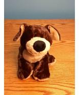 Ganz Plush Webkinz Mocha Pup Toy Brown Tan Soft Stuffed Animal Dog No Code - $11.39