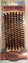 Annie Hard Military Brush #2162---BRAND NEW-FREE Upgrade To 1st Class Shipping - $2.99