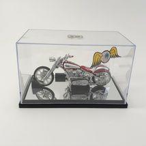 "Von Dutch Kustom (1:18) ""Dragnut"" Red Motorcycle Diecast, by Jada Toys / Loose image 7"