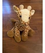GUND Kids Longly 60132 Floppy Baby Brown Giraffe Stuffed Animal Plush To... - $28.04