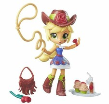 My Little Pony Equestria Girls Mini Applejack School Dance Set & Doll  5+ - $22.99