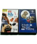 Secret life of pets And Pet Video - $9.66