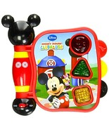 Mickey Mouse Clubhouse, Mickey's My First Learning Book Lights and Sound... - $26.91