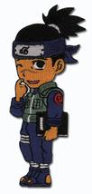 Naruto: Chibi Iruka Book/Scratching Iron on Patch (NEW* - $9.99