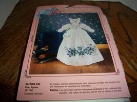 Bucilla Keepsake Collection Pillowcase Doll 63691 - $34.00