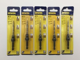 (New) Irwin  1882783  #10 Countersink Tool  Pack of 5 - $43.55