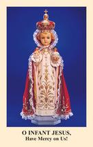 Novena to the Infant Jesus of Prague Prayercard (Pack of 100)