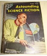 Astounding Science Fiction May 1957 Pulp Magazine Digest Randall Garrett... - $13.00
