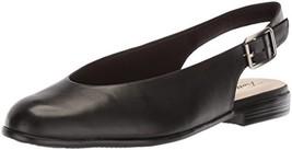 Trotters Women's Alice Ballet Flat, Black, 7.5 N US - $116.21