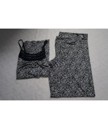 Carole Hochman Midnight Whimsical Pajama Set 139858 (Multicolor) (S)-$85 - $33.59