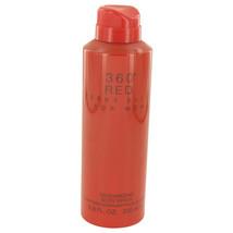Perry Ellis 360 Red Body Spray 6.8 Oz For Men  - $19.75