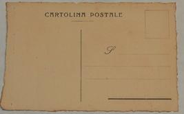 Comic Political Postcard 1900's Italy Cartolina Italia Signed Rare image 2