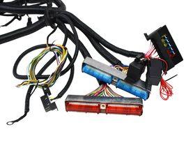 99-03 4.8L 5.3L 6.0L GM LS LS1 LS6 SWAP VORTEC STANDALONE WIRING HARNESS W/4L60E image 4