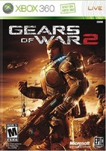Gears of War 2 (Microsoft Xbox 360 Live, 2008) Usually ships within 12 h... - $8.70