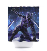 Black Panther Shower Curtain - $29.99+
