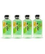 "Bath & Body Works ""Air"" Pear Blossom Shea & Vitamin E Shower Gel 8 fl oz x4 - £27.62 GBP"