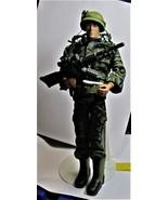 G. I. Joe Soldier (12 Inch. Tall) - $14.00