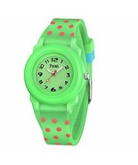 Kids Boy Girl Outdoor Sport Children's Slap Quartz LED Digital Alarm Wat... - $22.34