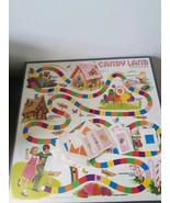 Vintage 1978 Candyland Board Game Just Board And Cards Milton Bradley Pi... - $14.80