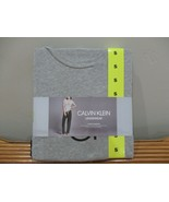 BNWT Calvin Klein 2pc Women's Pajama Set, Short sleeve top/Long pants - $29.75