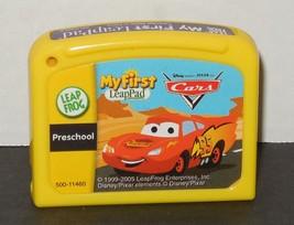 Leap Frog My First LeaPad  Disney Cars Cartridge - $9.50