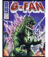 G-FAN # 47 (Sept. 2000) Godzilla Fanzine - $5.95