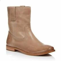 Frye Size 9  Anna Short  Flat  Ankle  Boots In Ash Shortie Western Boots w/Box  - $3.839,18 MXN