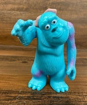 "Disney Pixar Monsters Inc Sulley Sully 7"" MCD Action Figure  - $8.86"
