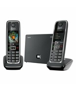 Gigaset C530 IP Phone Voip and Line Fixed Dect and Ethernet Hands Free S... - $425.77