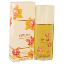 Yves Saint Laurent Opium Eau D'orient Orchidee De Chine 3.3 Oz EDT Spray image 5