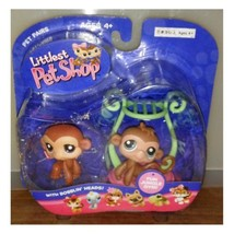 LPS Littlest Pet Shop Monkey Fun Jungle Gym - $37.39