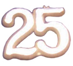 24 Capias Little Charms Wedding Shower Baby Favors #2 - 25 - $2.38