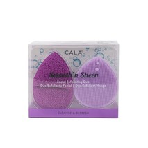CALA Smooth'n Sheen Exfoliating Duo 76117 - $11.00