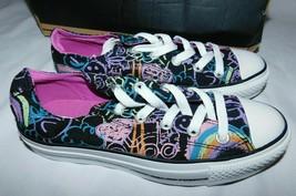 Converse Chalk Print Ox Shoes Size 5 BNIB - $38.70